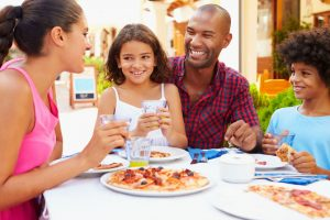 eating out healthy for kids